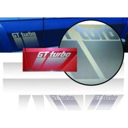 Autocollant adhésif vinyle pour Renault 5 GT turbo (p2)