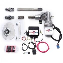 Kit de conversion direction assistée électrique complet Mustang Foxbody années 1988 à 1994