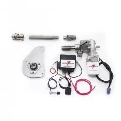 Kit de conversion direction assistée électrique complet Camaro années 1967 à 1968