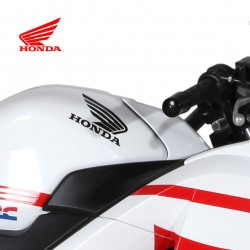 Autocollant adhésif vinyle logo principal de réservoir HONDA